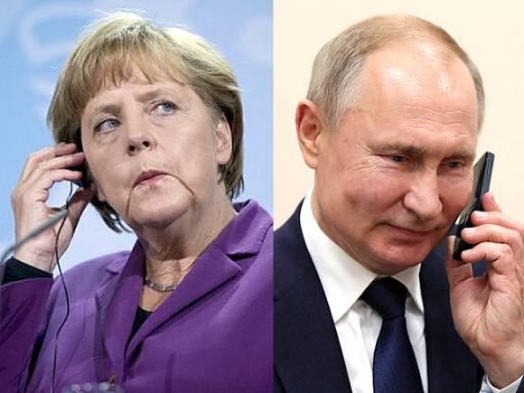 Меркель заявила о ситуации беззакония вокруг Навального