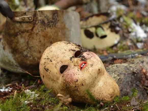 В Красноярском крае нашли в канализации тело младенца