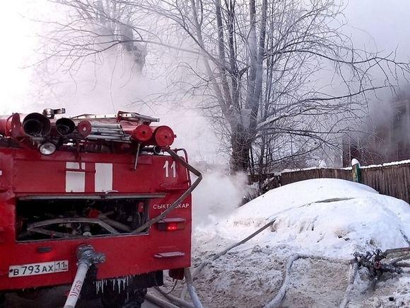 Четверо погибли при пожаре в Подмосковье