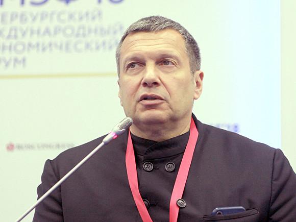 «Поменьше Соловьева — здоровее сон!»: свердловская газета посоветовала игнорировать передачи с участием телеведущего