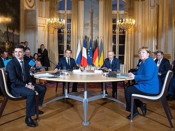 На Украине заявили о возможном участии США в «нормандских переговорах»