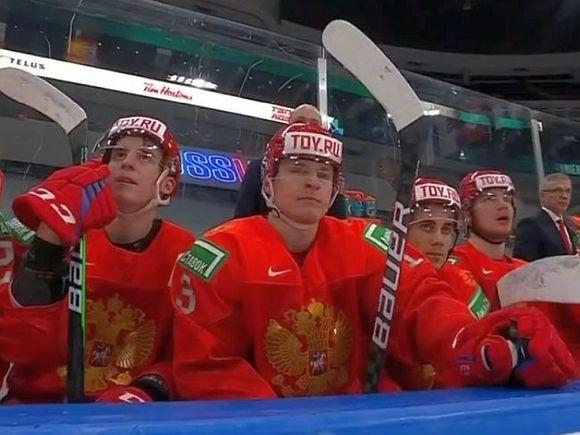 Российская молодежка на ЧМ по хоккею обыграла Германию и вышла в полуфинал