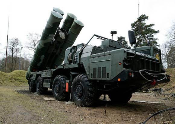 Белоруссию заинтересовали российские системы ПВО С-400