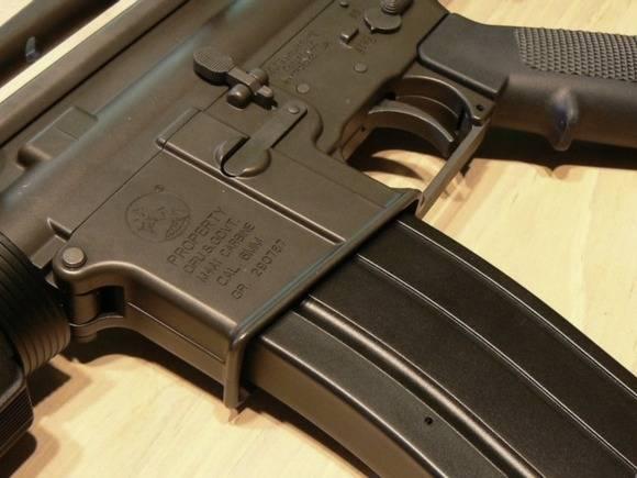 В Москве отец выстрелил в двухлетнего сына из винтовки