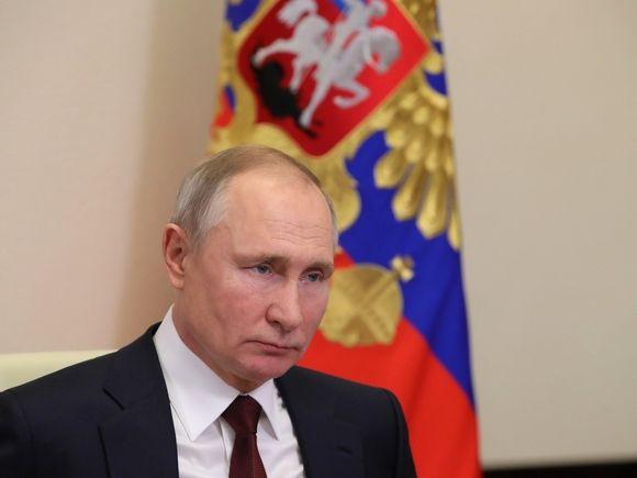 «Донбасс мы не бросим»: обнародованы «слитые» кадры с закрытой встречи Путина