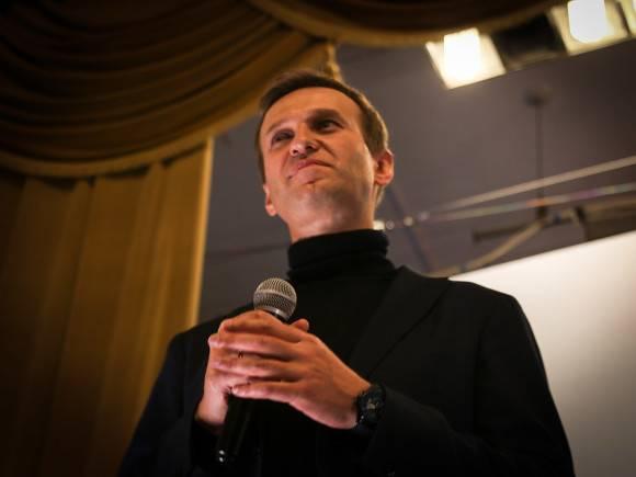 Навальный признался, что чувствует себя «свободным человеком»