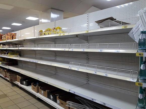 Эксперт: Заморозка цен на продукты приведет к дефициту