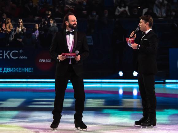 Гала-шоу «Ледниковый период» Ильи Авербуха пройдет в Петербурге