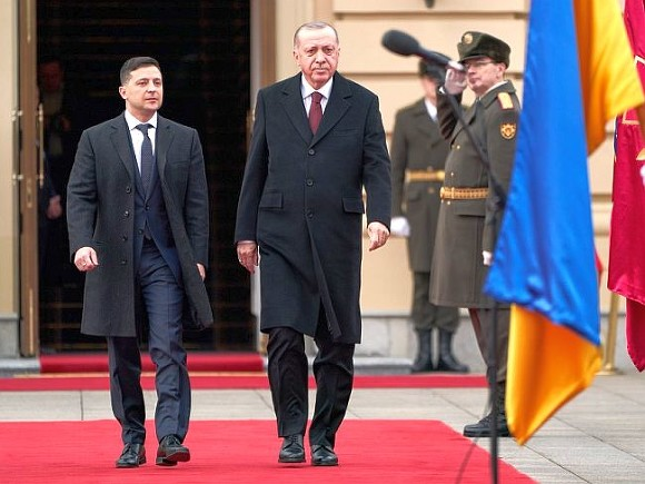 Milliyet: Эрдоган хочет, чтобы Россия и Украина «помирились»