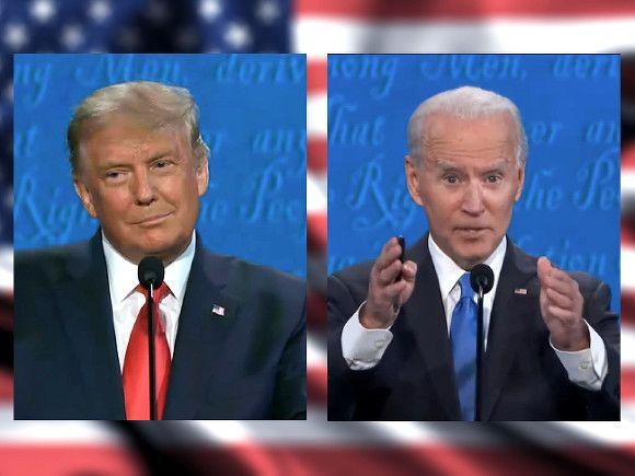 После провалившегося импичмента Байден и Трамп «обменялись» колкостями