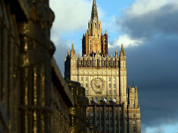 Россия расширила список санкций против Великобритании