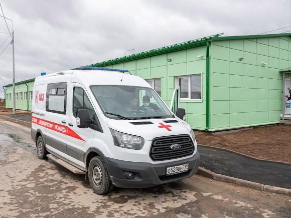 В Новосибирске отец заболевшего ребенка разбил голову фельдшеру «скорой»