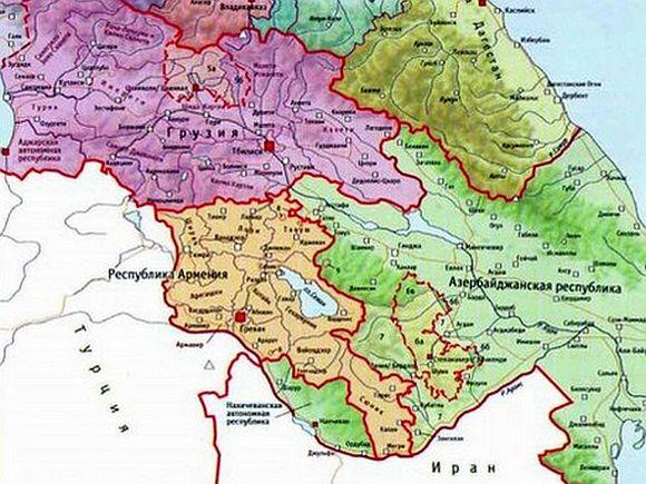Кому было лучше на Южном Кавказе в 2020-м?