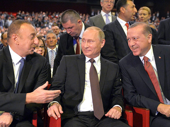 Экс-сенатор Фархад Ахмедов назвал письмо президента «Союза армян России» к президенту Азербайджана «провокацией»