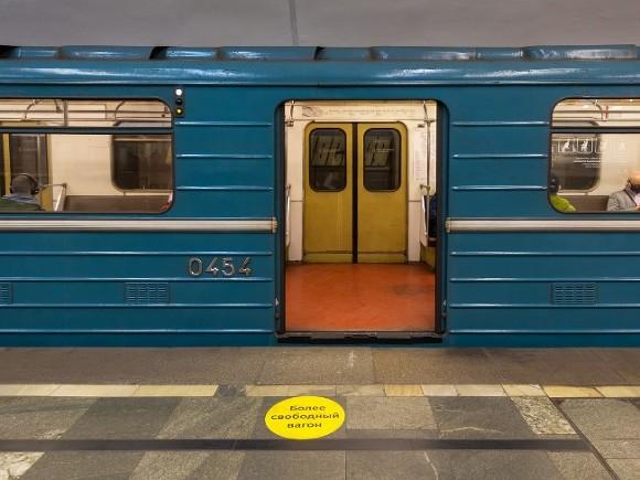 На станции московского метро погибла женщина