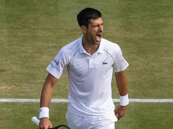 Джокович обыграл представителя Канады и в седьмой раз в карьере вышел в финал Уимблдона