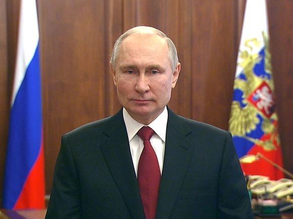 Путин поручил ФСБ «пресекать» тех, кому «платят из-за бугра»
