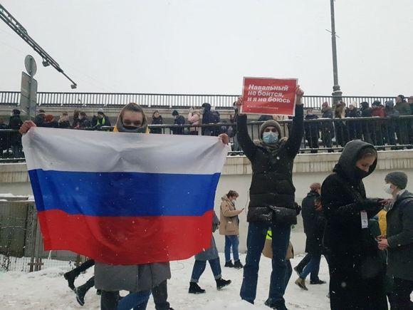 Госдеп пригрозил России новыми санкциями «за нарушение прав человека»