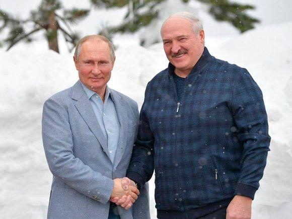 «Деньги не выброшены на ветер»: Лукашенко поблагодарил Путина за помощь