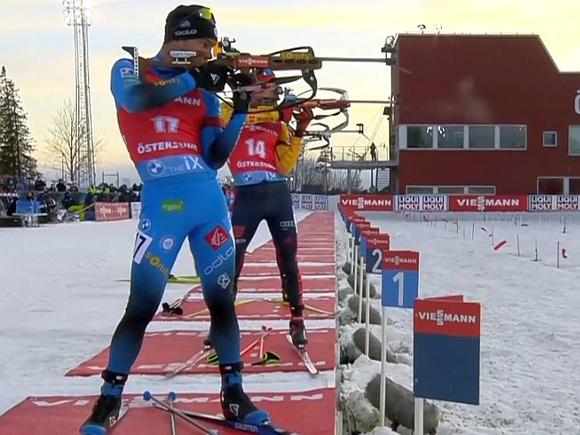 Латыпов стал триумфатором последней гонки провального для российских биатлонистов сезона