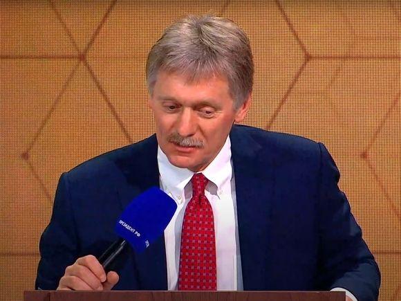 Песков объяснил, чем ФБК доказал свой статус иноагента