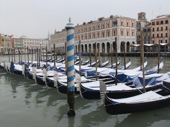 Венеция отмечает 1600-летие
