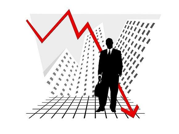 Доходы американцев рекордно упали в феврале