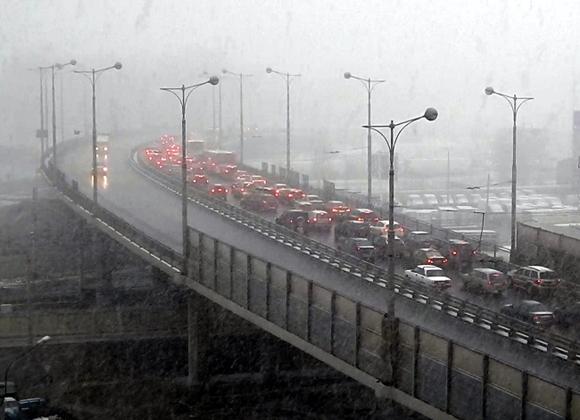 В МЧС рассказали, какой погоды ждать петербуржцам в последний день года