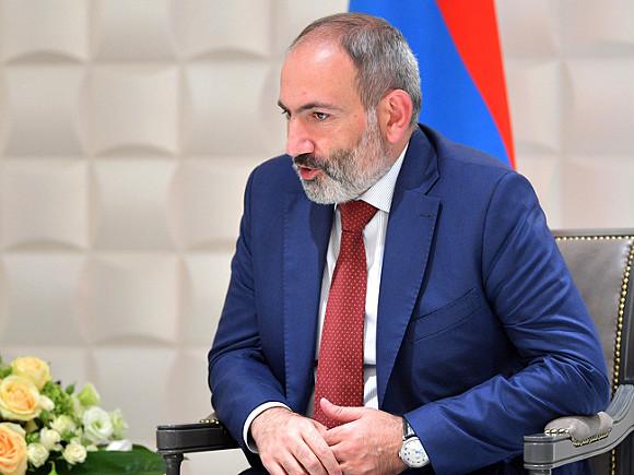 В Армении пройдет всеобщая забастовка с требованием отставки Пашиняна