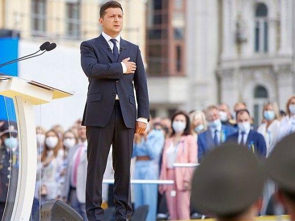 На Украине начали сбор подписей за импичмент «диктатора» Зеленского