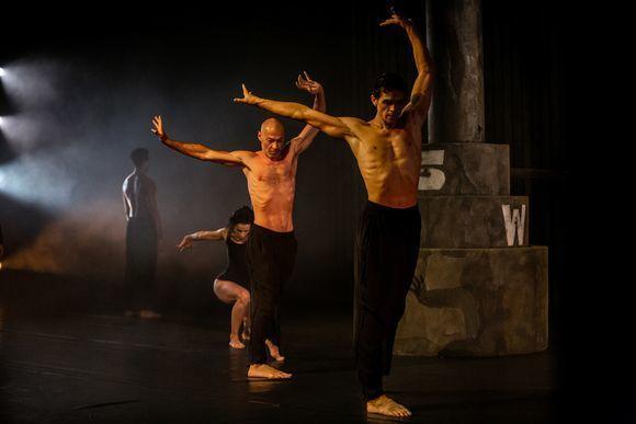 В Петербург возвращается балетный спектакль «1234»