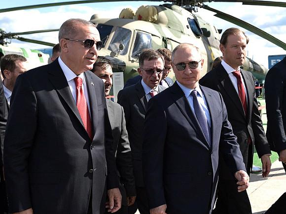 За год Россия проиграла Турции трижды