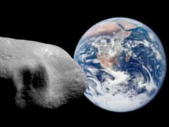 Сразу три опасных астероида мчатся к Земле