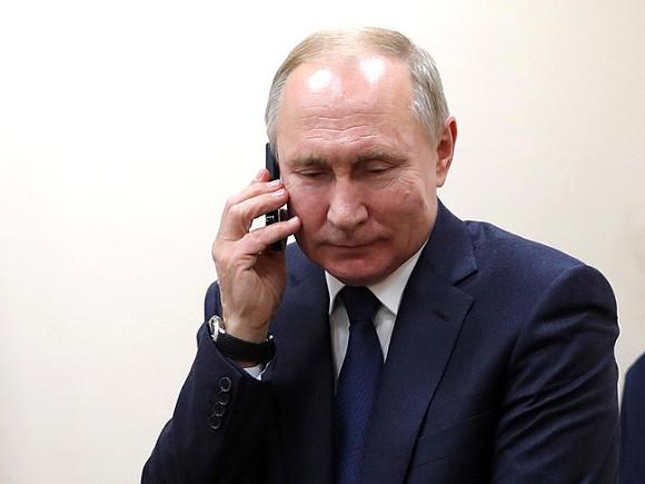 В Кремле раскрыли подробности переговоров Путина и Эрдогана