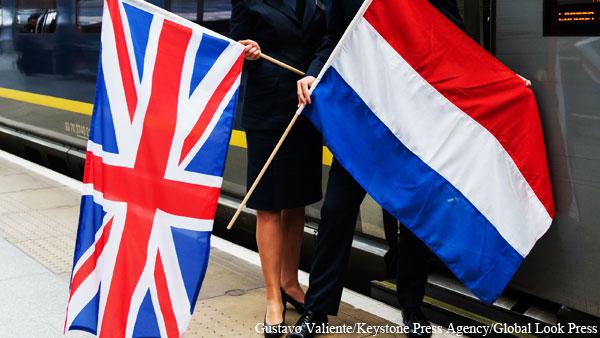 Франция пригрозила наложить вето на соглашение между ЕС и Британией