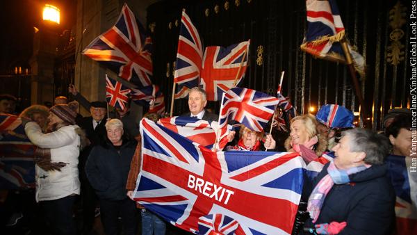 Великобритания и ЕС зафиксировали ключевые разногласия