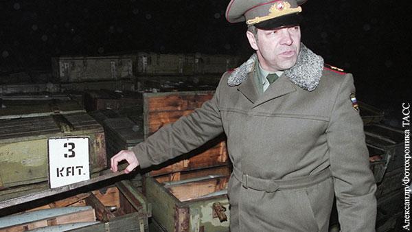 В мире: С помощью советских боеприпасов в Молдавии готовят политический взрыв