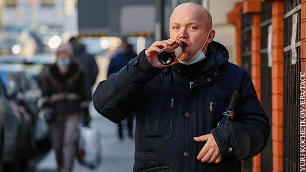 Участник вакцинации от COVID-19: Попросили не пить алкоголь два-три дня