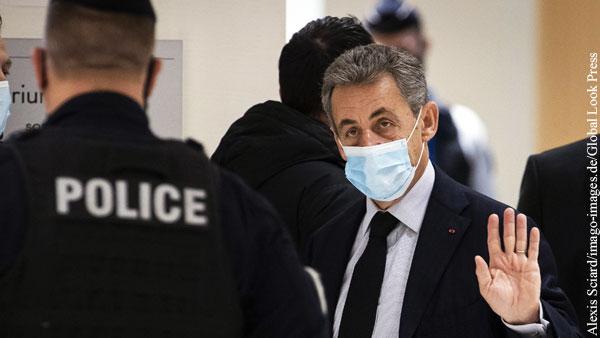 Процесс по делу Саркози завершился во Франции
