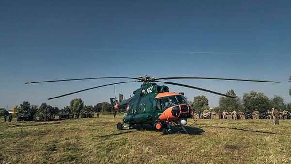 Литва решила покупать российские запчасти для ремонта вертолетов