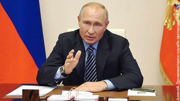 Путин жестко раскритиковал министра за эксперименты с ценами на продукты