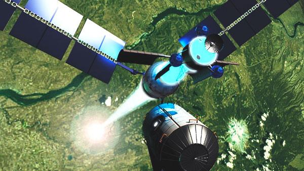 Эксперт назвал размеры электромагнитной пушки для запуска спутников и ее стоимость
