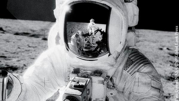 НАСА обвинило СМИ в искажении планов Вашингтона на Луну