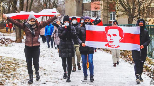 Против Тихановской возбудили дело о подготовке захвата власти