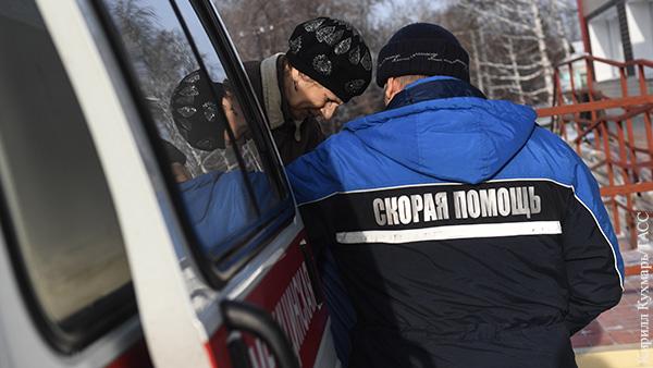 Россиянам напомнили правила оказания первой помощи пострадавшим в Новый год