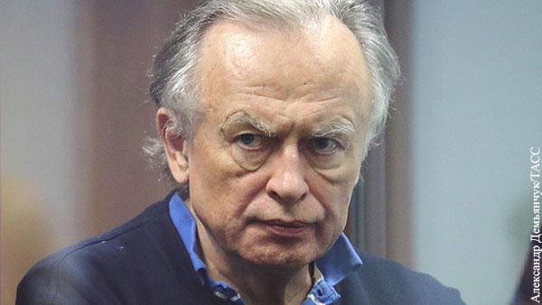 Суд огласил приговор историку Соколову