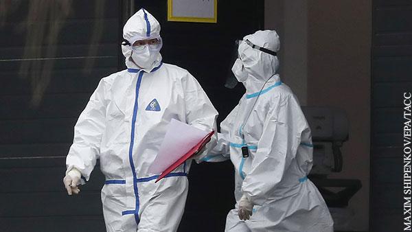 В Роспотребнадзоре спрогнозировали угасание коронавируса