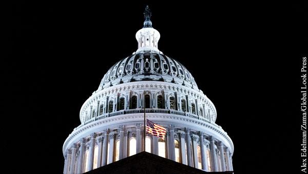 Сенат США отказался давать американцам деньги без расследования по выборам