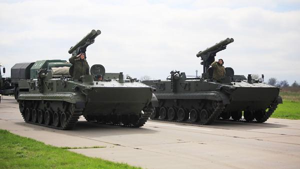 Таманскую дивизию решили усилить ПТРК «Хризантема-С»