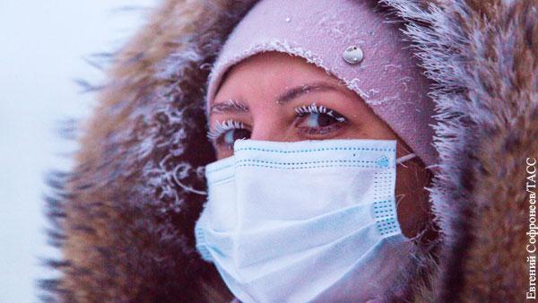 Россиян предупредили об экстремальных холодах